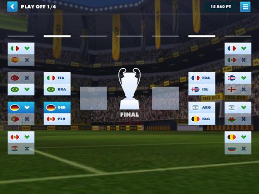 SOCCER FREE KICK WORLD CUP 17  screenshots 9