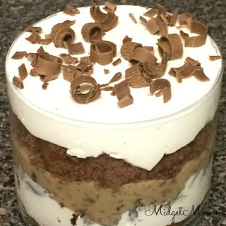Chocolate Crunch Triffle.