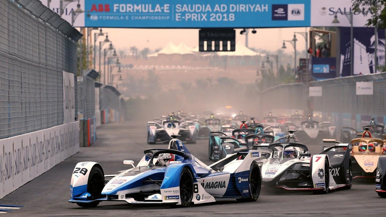 Watch Formula E: Season Review live