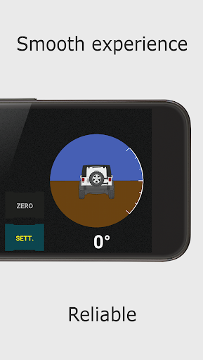 off-road inclinometer screenshot 2