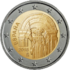 Official Coins Spain (Numismatics, collection) icon