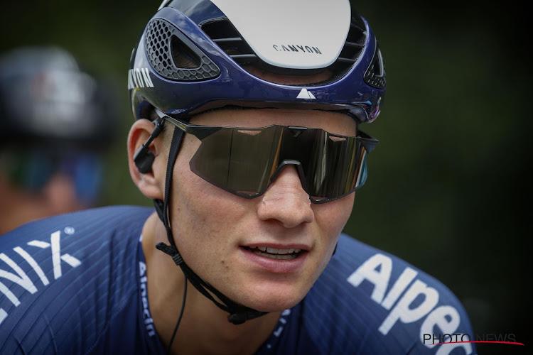 Mathieu van der Poel start aan Binckbank Tour om te pieken in Vlaanderen en Roubaix