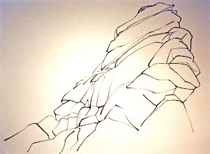Photo: Tor: line drawing