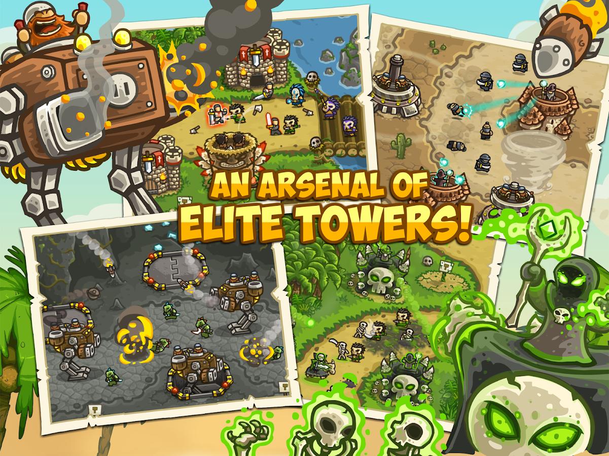 Скачать Kingdom: New Lands на Андроид - Взлом …