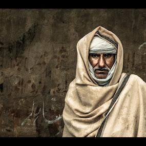 by Awais Mustafa - People Portraits of Men ( senior citizen )