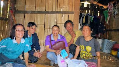 Photo: Baan Nonk Tao Lahu home