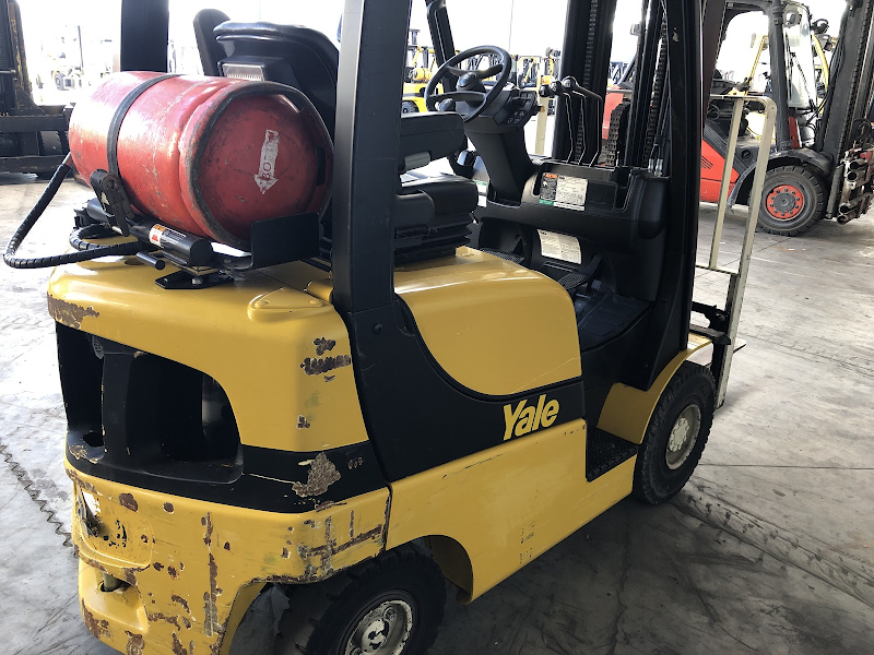 Picture of a YALE GLP18VX
