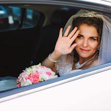 Wedding photographer Alina Khodaeva (hodaeva). Photo of 03.07.2016