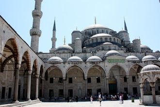 Photo: Day 110 - The Blue Mosque #2