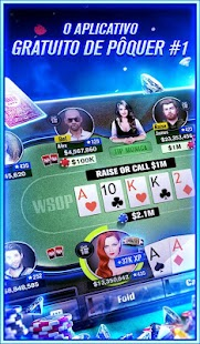 World Series of Poker - WSOP: miniatura da captura de tela