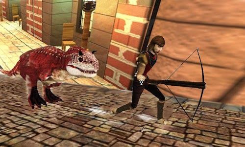 Subway Run Castle Surfers screenshot 4