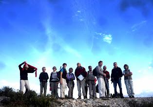Photo: Les 12 randonneurs. Ne ratez pas leurs nouvelles aventures ...
