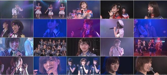 181108 AKB48 村山チーム4 「手をつなぎながら」公演 岡田奈々 生誕祭 720p