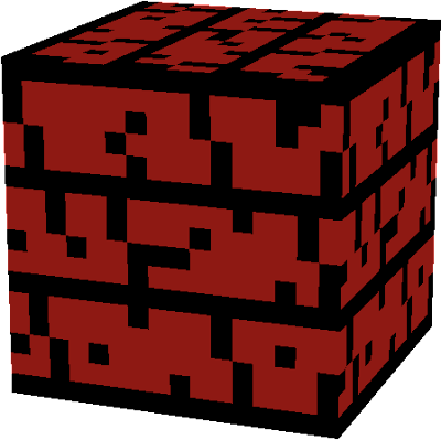A cracked version of the UF Ruins Wall Block. Again, Credit to whoever made the Ruins Block.