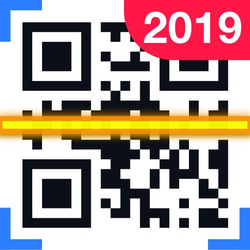 Free QR Scanner - Barcode Scanner, QR Code Reader Icon