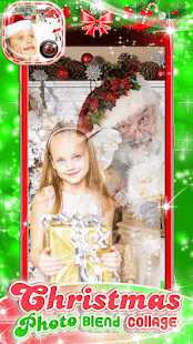 Christmas Photo Blend Collage - náhled