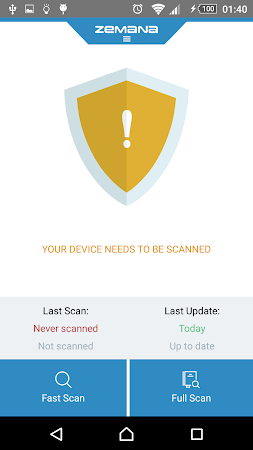 Zemana Antivirus & Security 1.6.6 screenshot 2092115