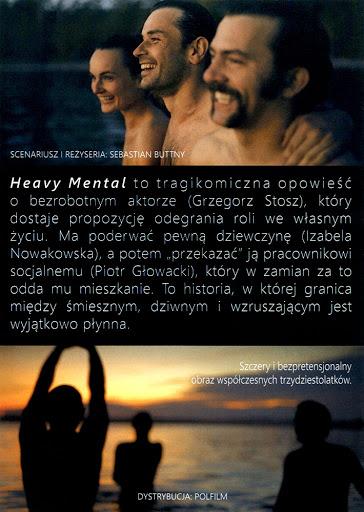 Tył ulotki filmu 'Heavy Mental'