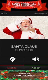 Call From Santa Pro - Live Video Call ? - náhled