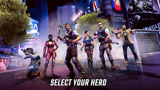 UNKILLED Mod Apk – Zombie Games FPS 4