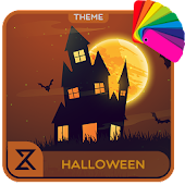 Happy Halloween (X Theme)