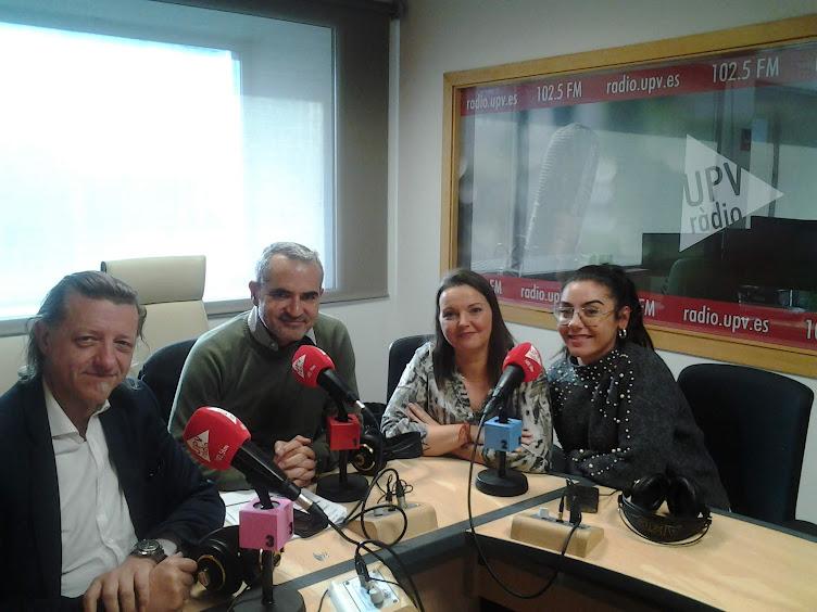 Programa 104 de Hablemos de Fallas en la UPV-RADIO. Falla Sagunto - San Antonio - Padre Urbano.
