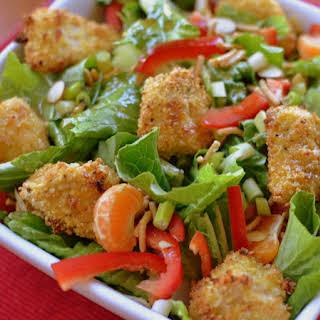 Crunchy Asian Chicken Salad.