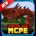 Dragon MOD For MCPE` icon