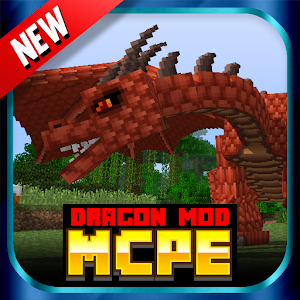 Dragon MOD For MCPE`