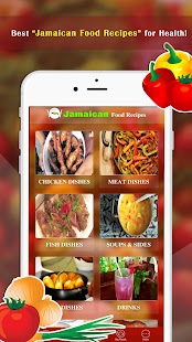 Jamaican food recipes android apps on google play jamaican food recipes screenshot thumbnail forumfinder Gallery