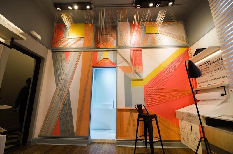 Casa FOA 2016: Monoambiente de un Estudiante - María Belén Bickham, María Zuker, Horacio Zuker
