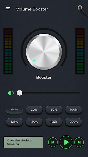 Extra Volume Booster - loud sound speaker - screenshot