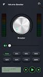 screenshot of Extra Volume Booster - loud sound speaker