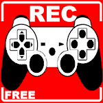 Game Screen Recorder Free Icon