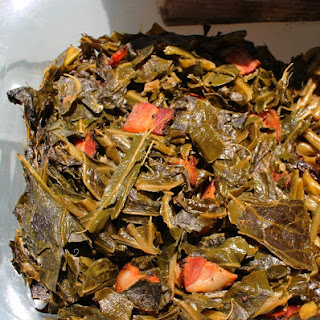 Collared Greens and Bacon Recipe