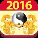 Lich Van Nien 2016 - Lich VN icon