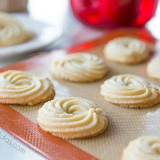 Butter Shortbread Cookies Recipes.