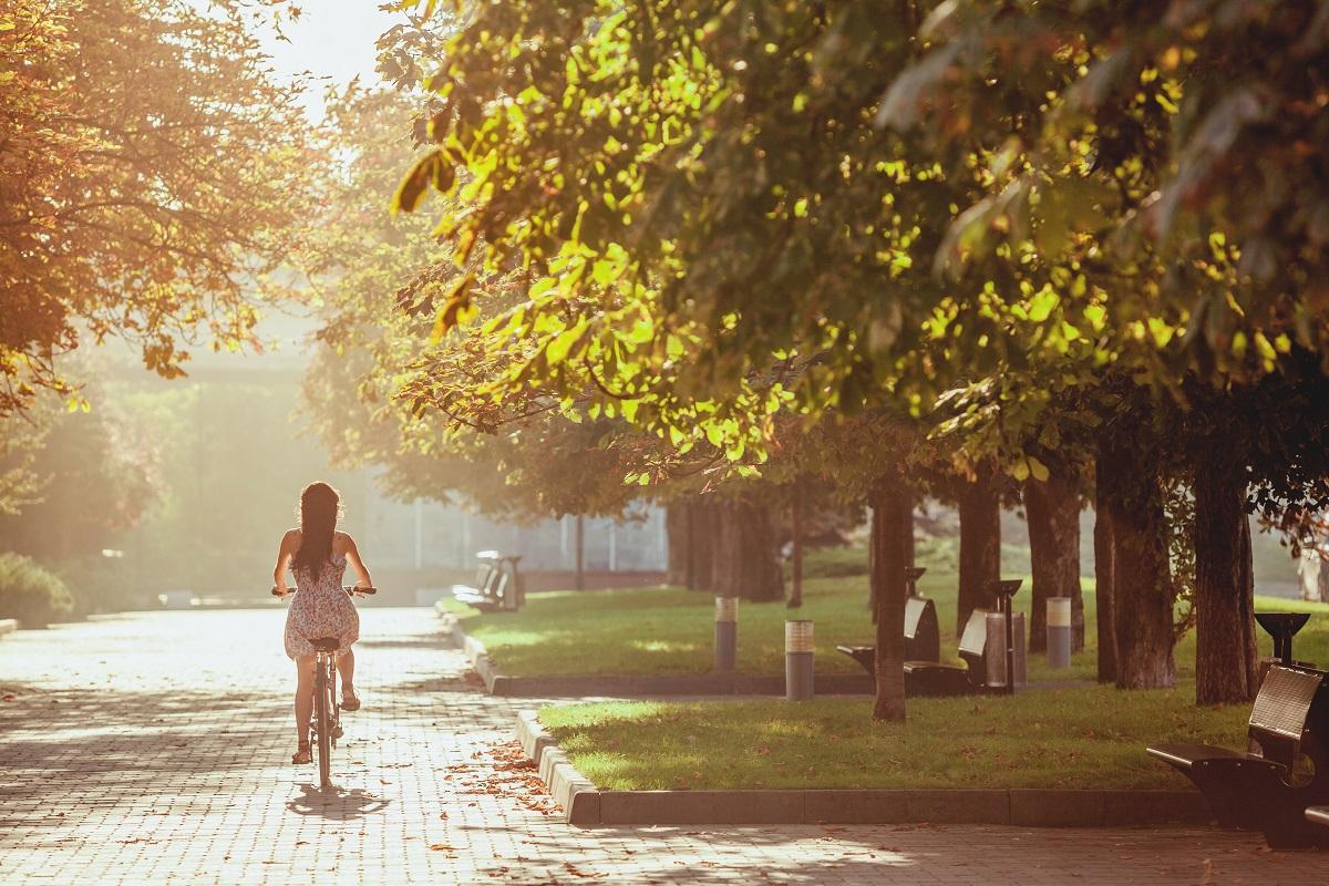 Vários países implementaram iniciativas verdes, a fim de manterem a população na cidade. ( Fonte: Freepik / master1305)