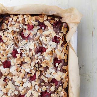 Almond Berry Cake