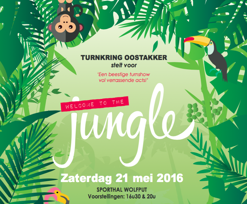 MORGEN TURNSHOW TKO: WELCOME TO THE JUNGLE