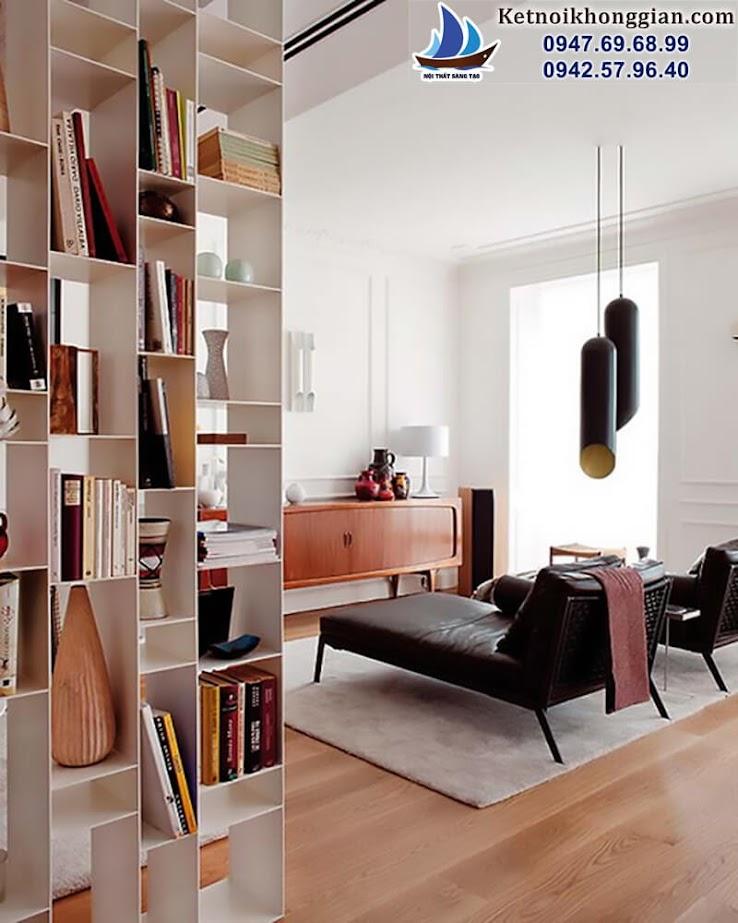 thiết kế phòng đọc sách gia đình độc đáo