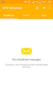 SMS Scheduler screenshot 0