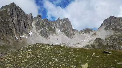 Photo: vers col de la vache