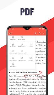 WPS Office MOD APK 14.2 4