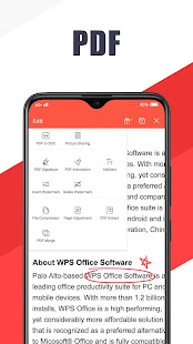WPS Office Free Office Suite for Word PDF Excel 12.6 Mod - 8 - images: Store4app.co: All Apps Download For Android