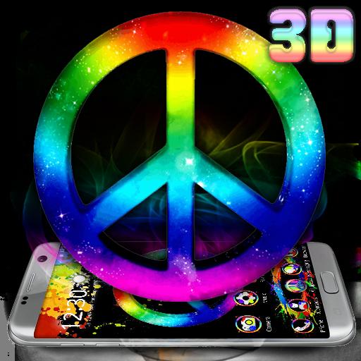 World War Peace 3D Theme