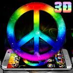 World War Peace 3D Theme Icon