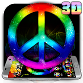 World War Peace 3D Theme
