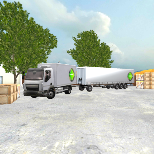 Distribution Truck Simulator 3D