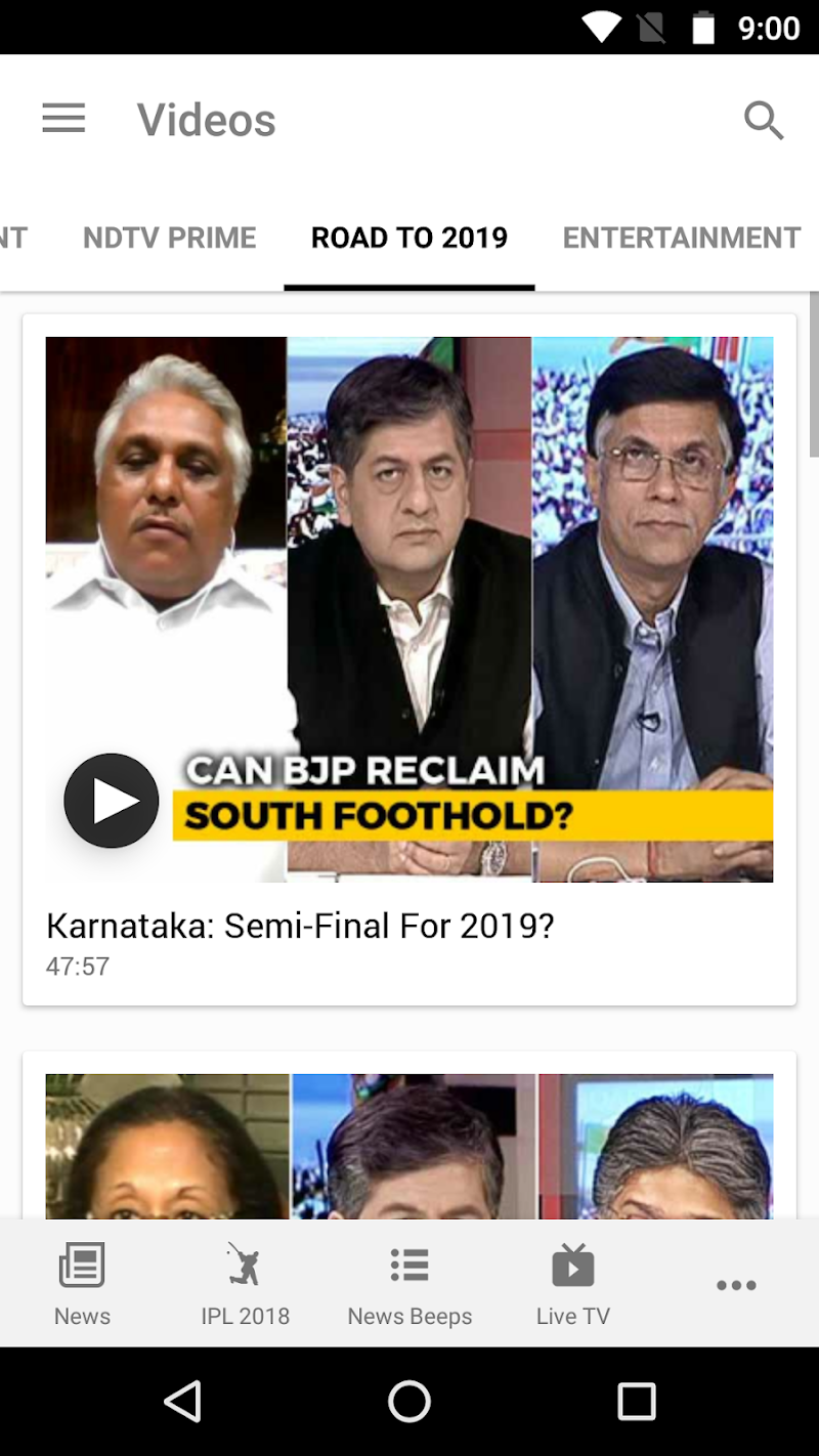 NDTV News - India Screenshot 5